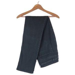J Jill Black Tried & True Slim Ankle Jeans Size 10